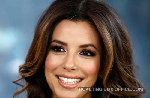 Eva Longoria Shows Off Her Body As She Leaves Hair Salon Ticketing