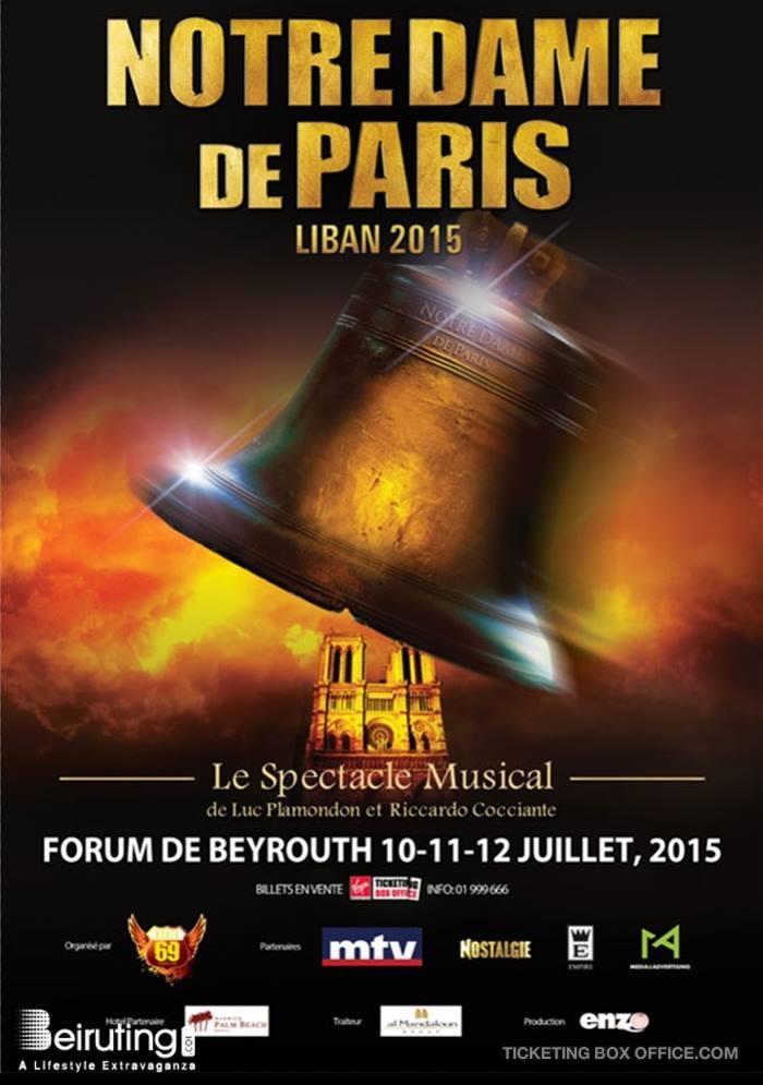 Notre Dame De Paris, The Original French Musical Fir The