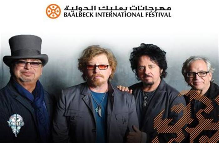TOTO live at Baalbeck International Festival on August 15... Grab ...