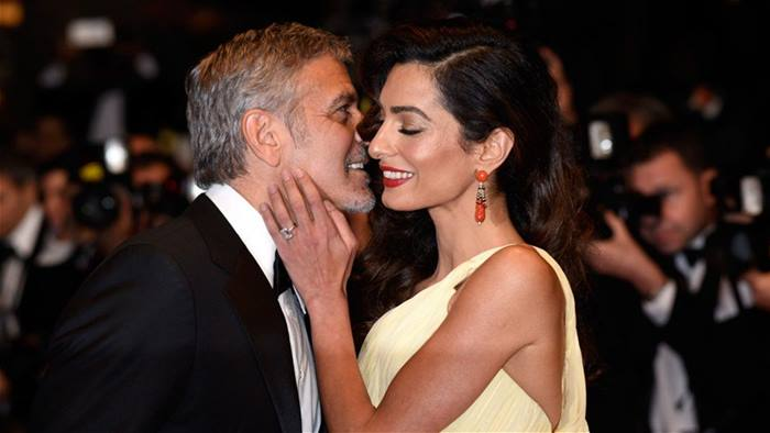 Video: Is Amal Clooney Expecting A Baby? | Ticketing Box Office