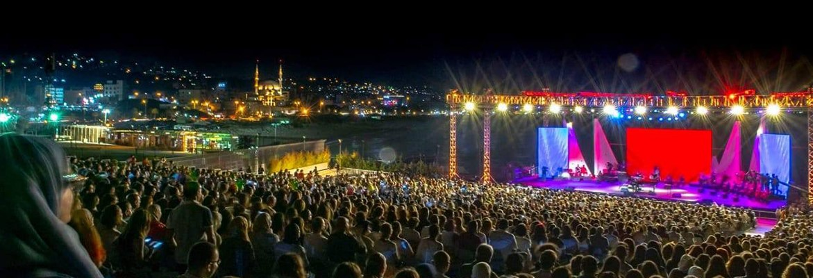 Dont miss Sidon International Festival events from July till