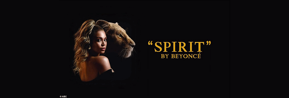 Beyonce unveils new music video for Spirit from The Lion