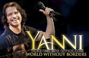 Yanni's World Tour continues to 2014! | Ticketing Box Office