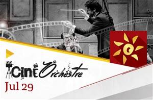 Cine Orchestre at Ehdeniyat International Festival on July 29... Get your tickets now!