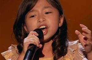 Adorable nine-year-old singer blows away the America