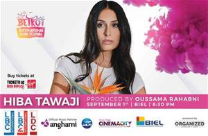 Watch Hiba Tawaji performing live at Adha Festival on September 1... Tickets on sale!