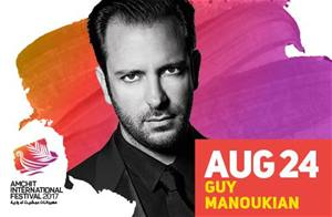 Guy Manoukian on August 24th, 2017 Live at Amchit International Festival!