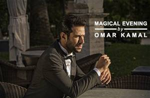 Magical Evening by Omar Kamal at Palais des Congres on September 28! Tickets on sale!