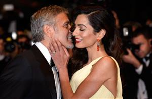 Video: Is Amal Clooney Expecting A Baby?