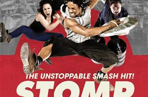 The unstoppable smash hit! STOMP in Lebanon from Nov. 16 till Nov 18 at Casino Du Liban