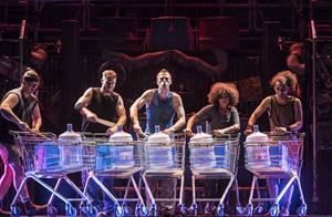 STOMP is the show that has the world DANCING to a new BEAT!