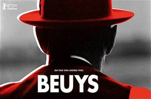 BAFF presents Beuys film at Metropolis Empire Sofil on November 15... Tickets on sale!