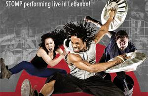 Participate and win two free tickets to watch STOMP at Casino Du Liban on Nov. 17-18