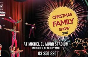 Treat your kids to a day full of fun and excitement with a Christmas Family Show at Fantastic World.