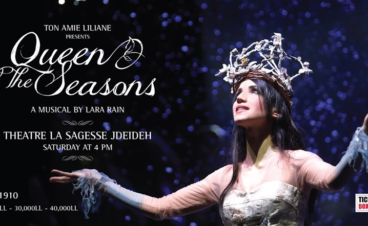 Ton Amie Liliane presents Queen Of The Seasons, a musical by Lara Rain!
