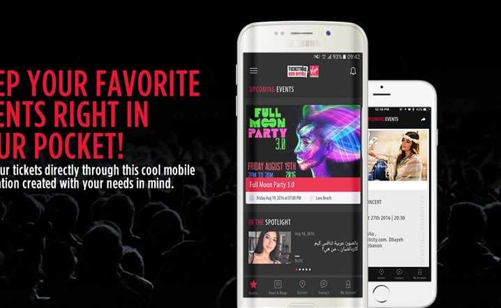 Choose your event, select your seats and buy your tickets all through this cool mobile application created with your needs in mind
