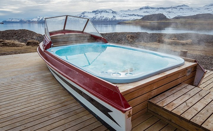The most stunning views from hot tubs in the world