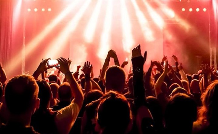 Attending concerts helps you live longer, new study finds