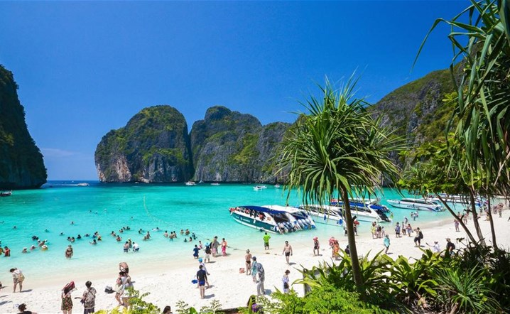 Thailand will shut Maya Bay, which famously featured in The Beach