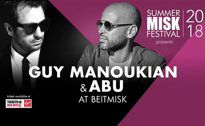 The hottest duo to perform at Summer Misk Festival on 22 June! Get your tickets now!