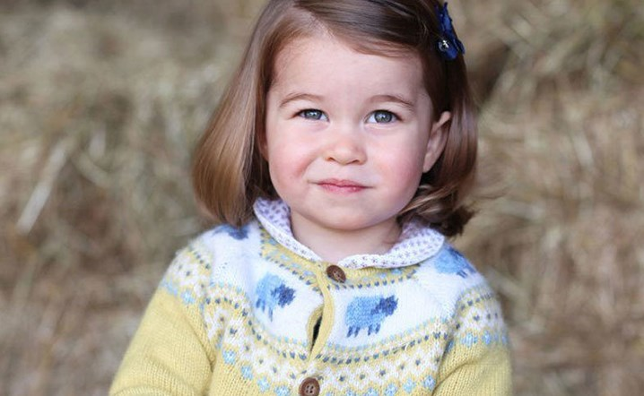 Princess Charlotte Just Made History for a Very Important Reason
