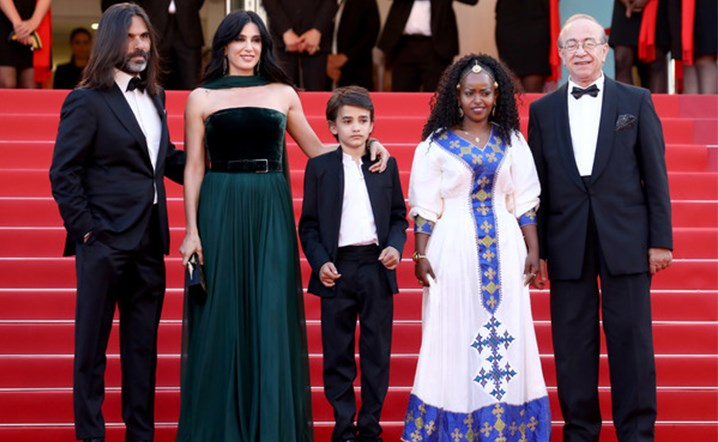 Nadine Labaki gets standing ovation at Cannes