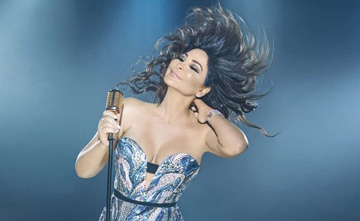 Elissa will be performing Live at Beirut Waterfront on August 10!
