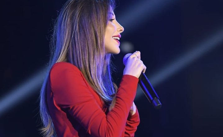 Nancy Ajram announces pregnancy in a very cute Instagram post