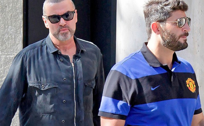 George Michael's Lebanese boyfriend tweets &quot,I hate you&quot,