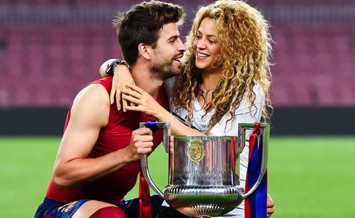 Shakira Supports Gerard Pique's Retirement With Beautiful Message on Instagram