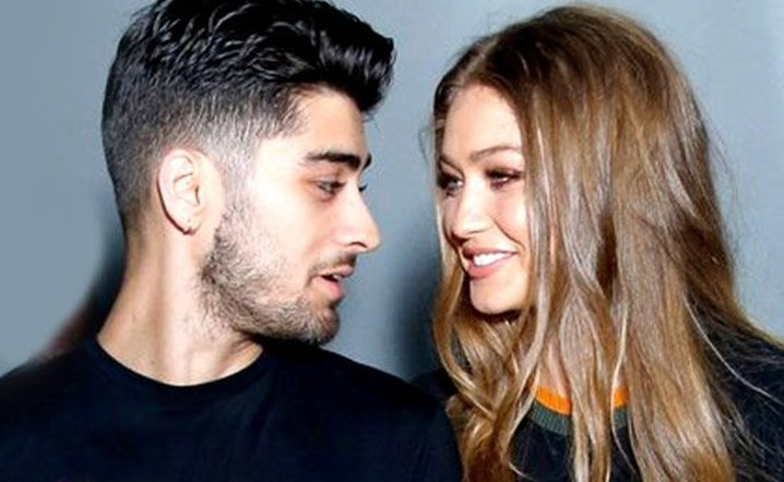 Gigi Hadid celebrates Eid with Zayn Malik and his sister