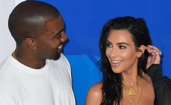 Kanye West surprises Kim Kardashian with a $240k Mercedes neon car