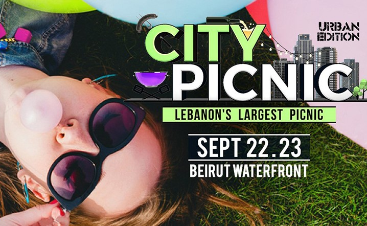 City Picnic is getting closer by the minute! Ready to make unforgettable memories in the heart of Beirutæ
