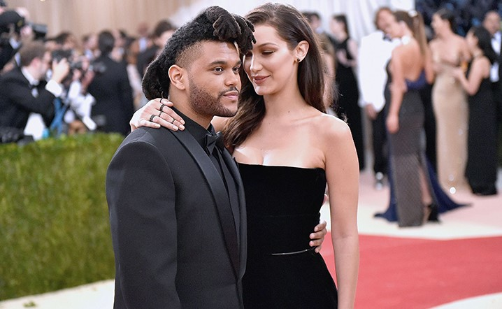 The Weeknd Wishes 'Angel' Bella Hadid a Happy Birthday With Sweet Photos