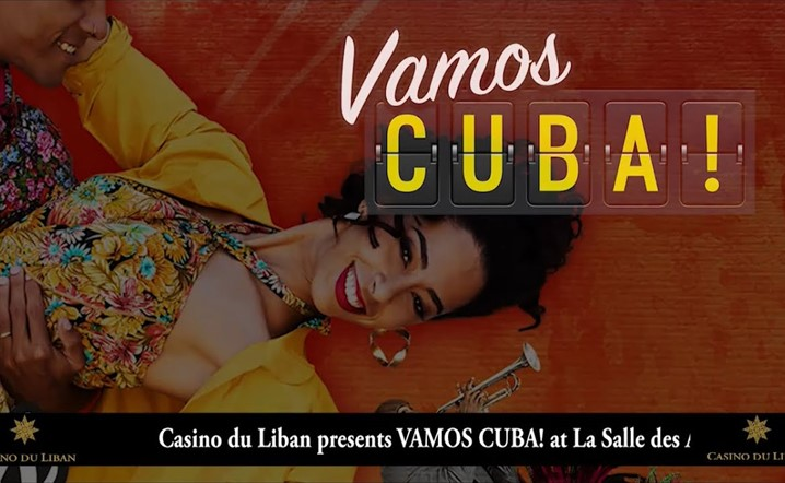 Experience the joyous and vibrant spirit of Havana & get ready for sizzling spectacular Cuban show!
