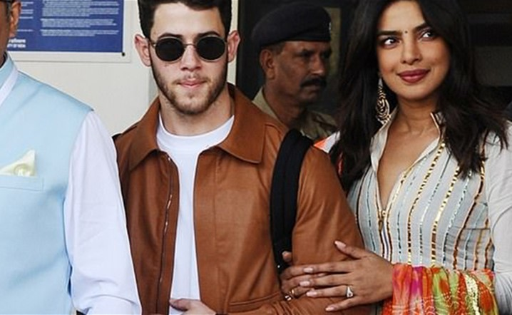 Priyanka Chopra and Nick Jonas wedding preparations