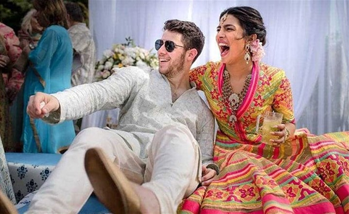 Priyanka Chopra And Nick Jonas' Hindu Wedding!