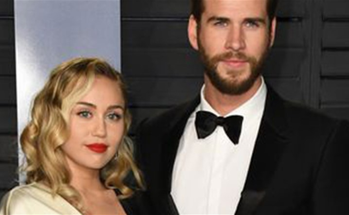 Miley Cyrus and Liam Hemsworth tied the knot in secret!
