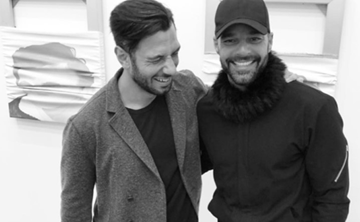 Ricky Martin Welcomes A Daughter, Lucia, With Husband Jwan Yosef