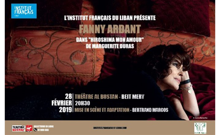Fanny Ardan will be performing at Auditorium Al Bustan Hotel on 28 February... Tickets on sale!