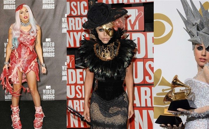 Why Lady Gaga' Style Has Changed So Much Over the Years
