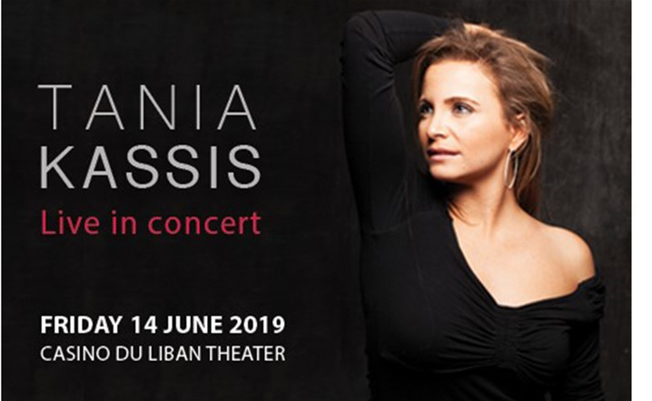 After her name was heard in high places Tania Kassis will be live on 14 July
