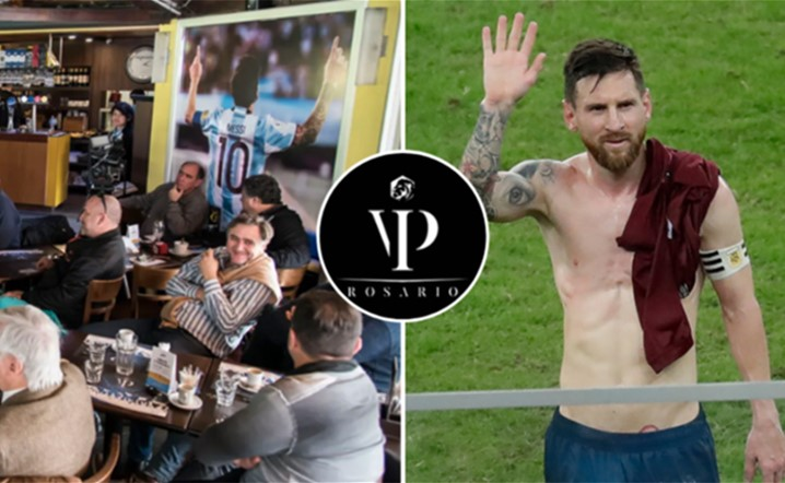Lionel Messi's Restaurant In Rosario Is Handing Out Free Meals To Homeless