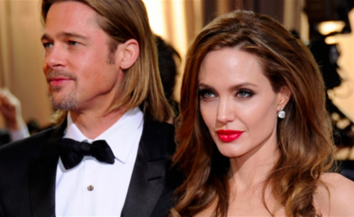 Brad Pitt Reportedly Has the Kids for Summer