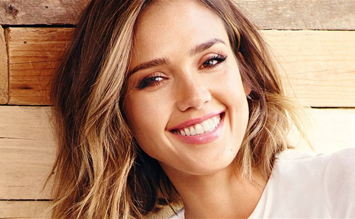 Jessica Alba doesn't care what you think of her body