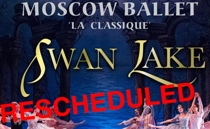 New dates for Moscow ballet la Classique's Beirut premiere of Swan Lake