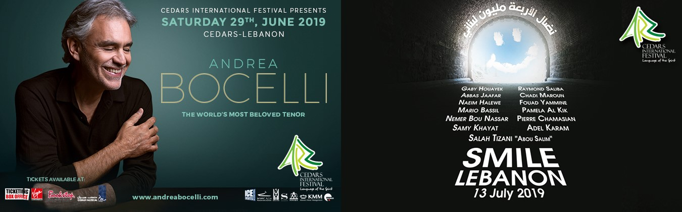 Cedars International Festival 2019