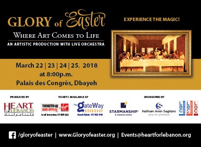 Glory Of Easter 2018
