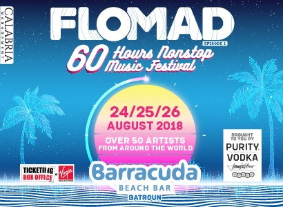 Flomad-60Hours Nonstop Music Fest (1 Day Pass)