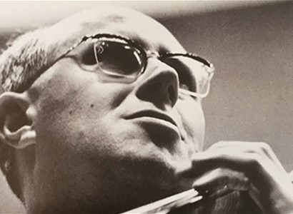Mstislav Rostropovich, the Indomitable Bow